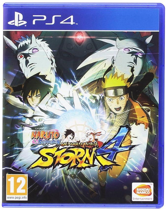 Naruto Shippuden: Ultimate Ninja Storm 4 [Importación ...