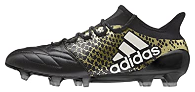 chaussure de football adidas x 16.2 fg leather