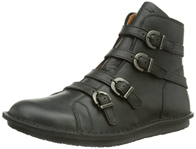 Kickers Waxing, Boots Femme