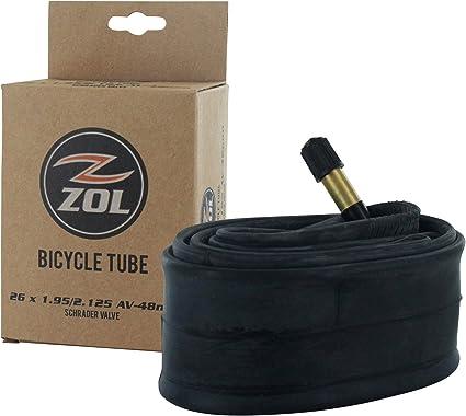 "MTB 26/'/' Mountain Bike Bicycle Inner Tube 26/""x1.95//2.125 Presta //Schrader Valve"