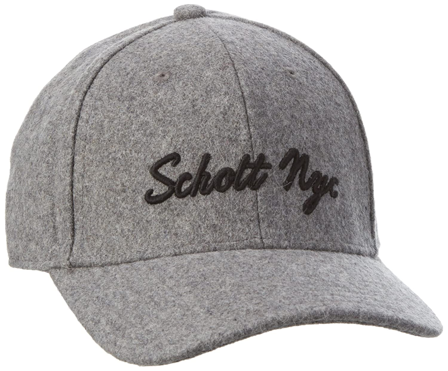 Mens Jim Baseball Cap Schott NYC 1mKmJVu