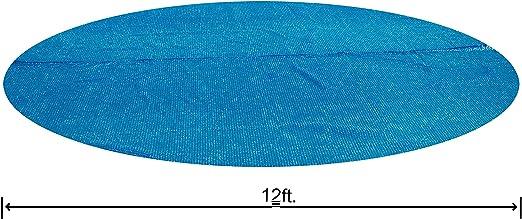 Bestway 58242 - Cobertor Solar para Piscina Desmontable Ø356 cm ...