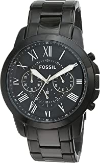 03b353749 Buy Fossil Dean Chronograph Analog Black Dial Men's Watch - FS4542 ...
