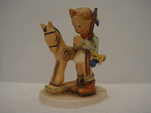 Hummel by Goebel figurine 20 Prayer Before Battle TMK6