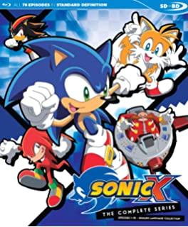 Amazon com: Sonic Underground: The Series: Maurice LaMarche, Garry