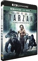Tarzan [4K Ultra HD + Blu-ray + Copie Digitale UltraViolet] [4K Ultra HD + Blu-ray + Copie Digitale UltraViolet]
