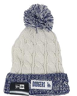 c7189a4f Amazon.com : New Era Knit Mlb Brooklyn Dodgers Beanie Unisex Hat ...