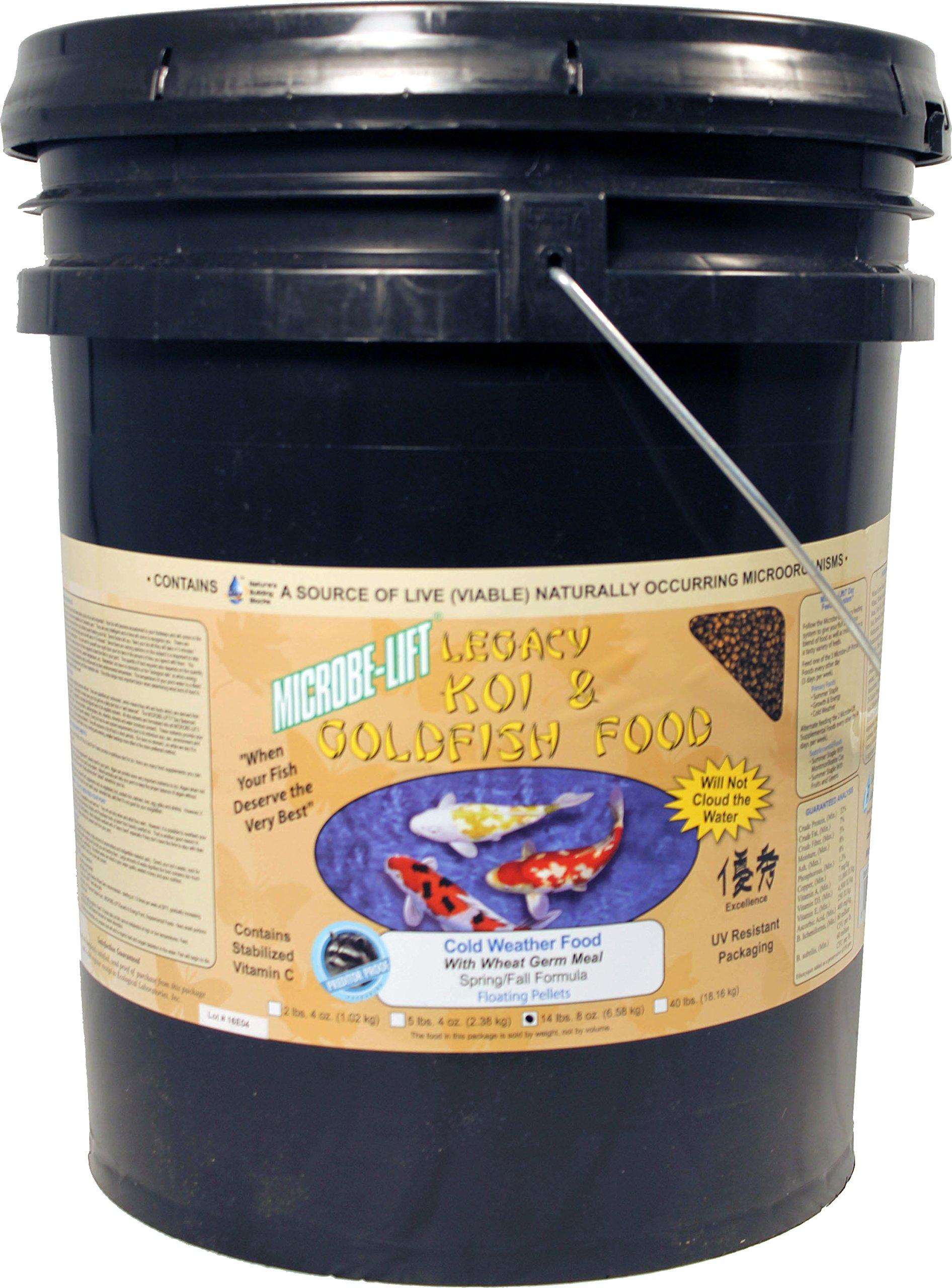 Legacy Cold Weather Food 14lb 8oz by Ecological Labs by ECO LABS