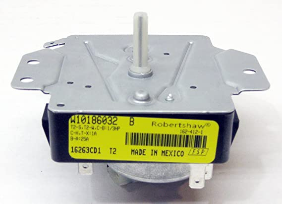 BRAND NEW OEM WPW10186032 Whirlpool Kenmore Dryer Timer W10186032