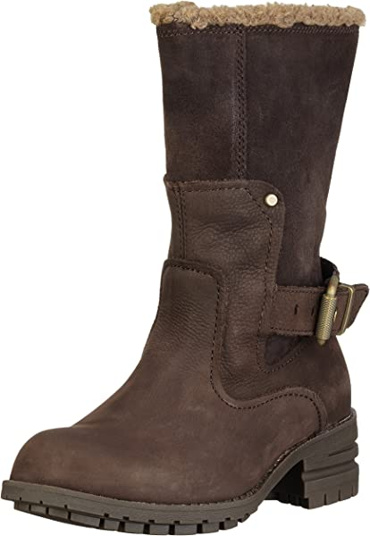 1815af216c3 Cat Randi Ankle Boots, Brown (Womens Peat), 3 UK 36 EU: Amazon.co.uk ...