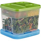 Rubbermaid LunchBlox kit para ensalada, 1806179