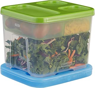 product image for Rubbermaid LunchBlox Salad Kit ,Green