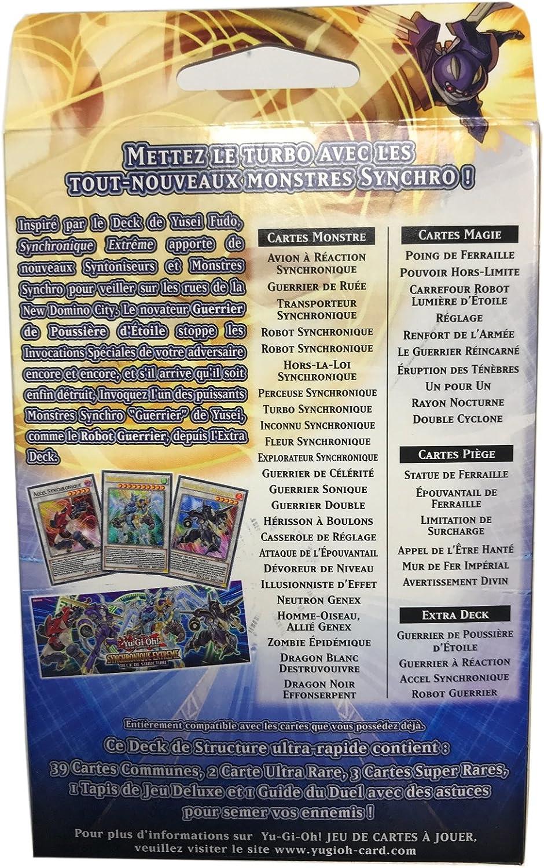 Konami Yu-Gi-Oh! - Juego de cartas de batalla coleccionables ...