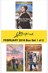 Harlequin Love Inspired February 2018 - Box Set 1 of 2: A Man for Honor\Hill Country Reunion\The Lawman's Runaway Bride Kindle Edition