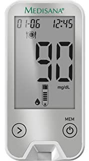 52896452f66afd MediTouch 2 Connect mmol/L Blood Glucose Monitor - Optimal Companion for  Diabetes…