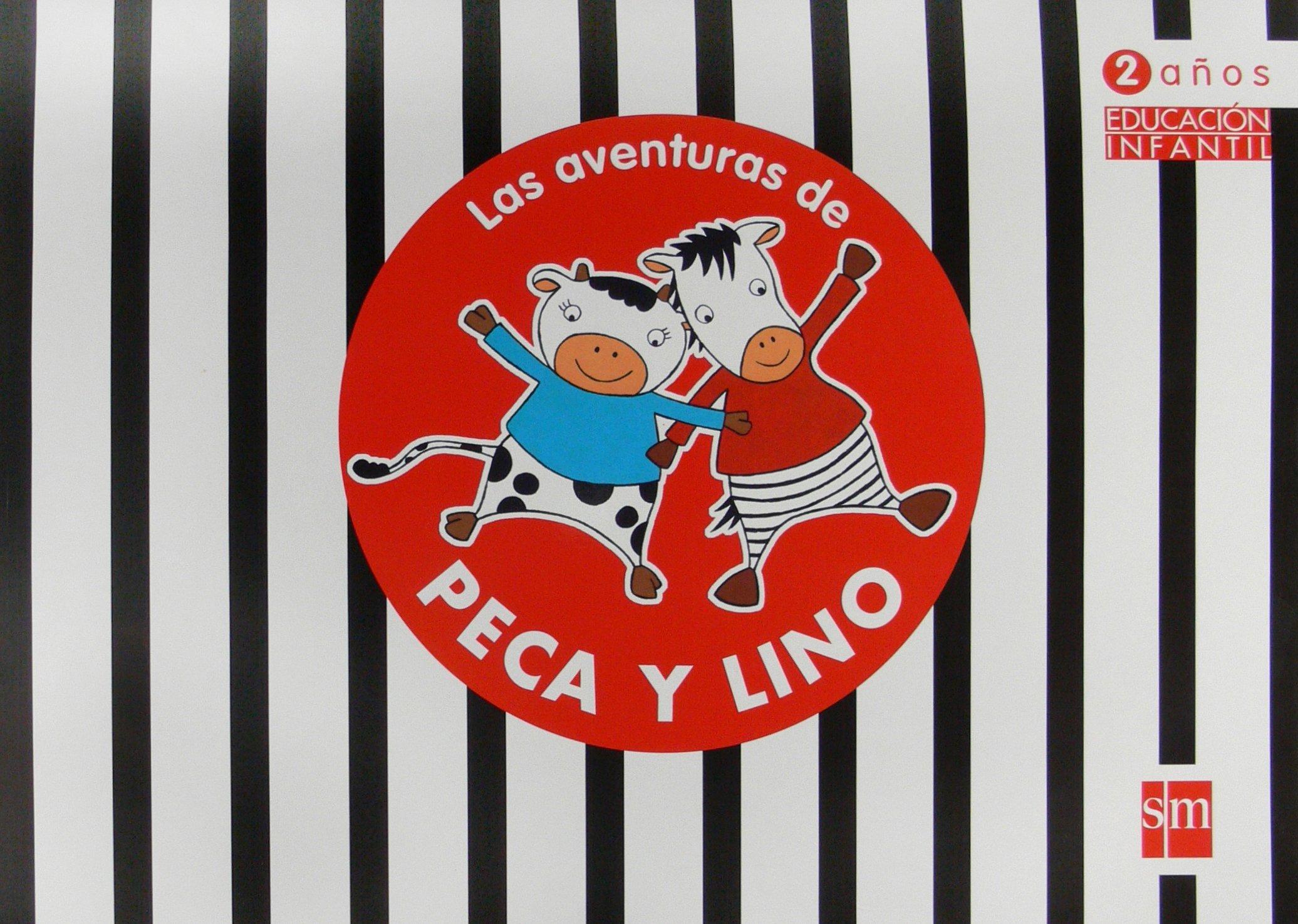 Las aventuras de Peca y Lino. Educación Infantil, 2 años PDF