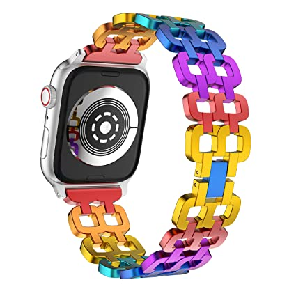 Amazon.com: NotoCity Compatible Apple Watch 4/3/2/1 Correa ...