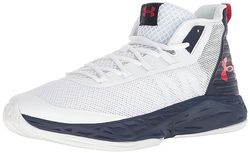 Under Armour UA Jet Mid, Zapatos de Baloncesto para Hombre: Amazon.es: Zapatos y complementos