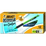 BIC Xtra-Comfort Mechanical Pencil, Medium Point (0.7mm), 12 Count