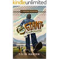 Giant of Geography: (a learning adventure for kids age 8-11) (Junkyard Adventures Book 3)