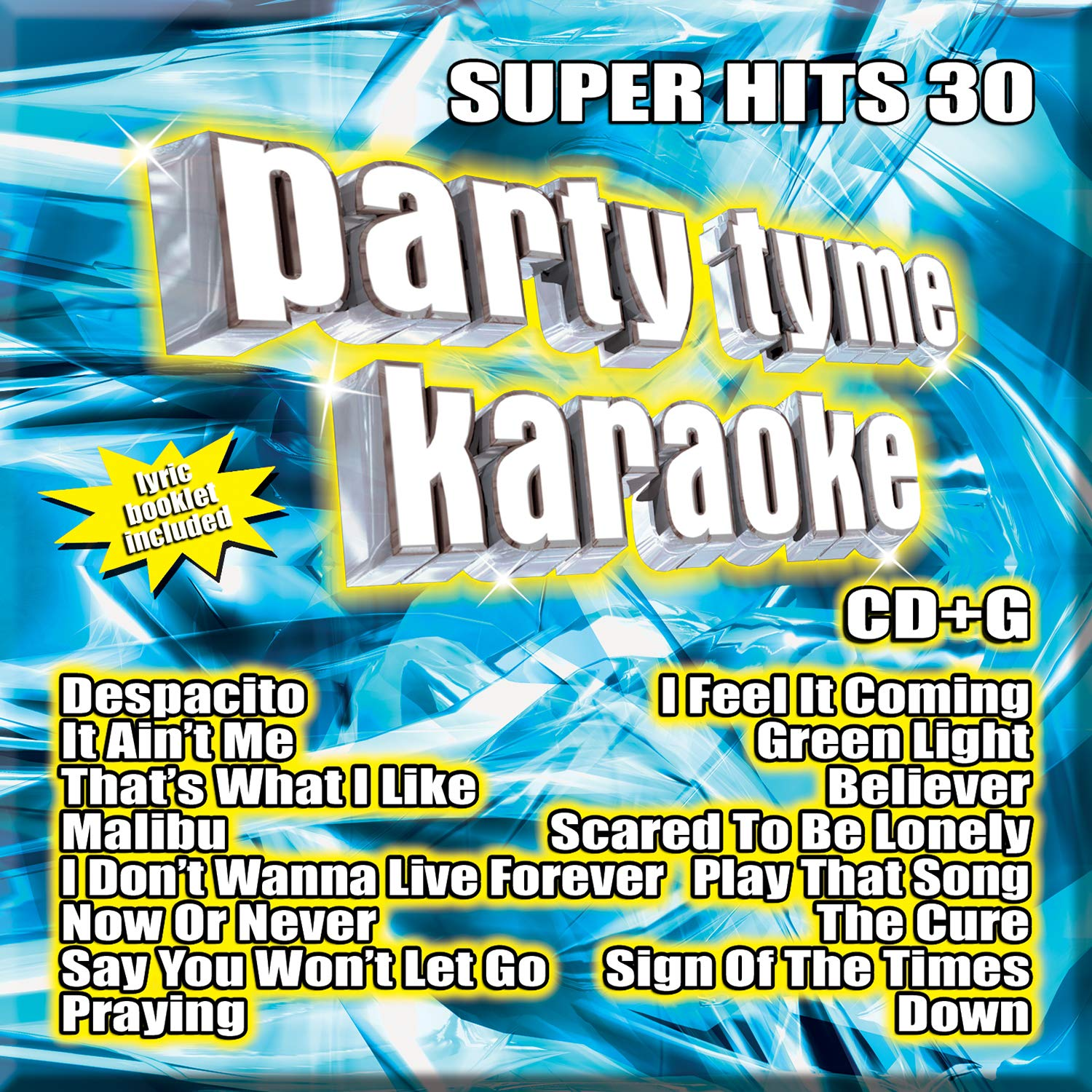 Super Hits 30 Sybersound Karaoke Universal Music Pop V/a Compilations
