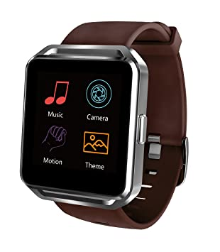 PRIXTON Smartwatch SWB17 - Reloj Inteligente para iOS ...