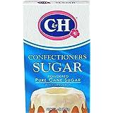 California & Hawaiian, Sugar Powdered, 16 Ounce