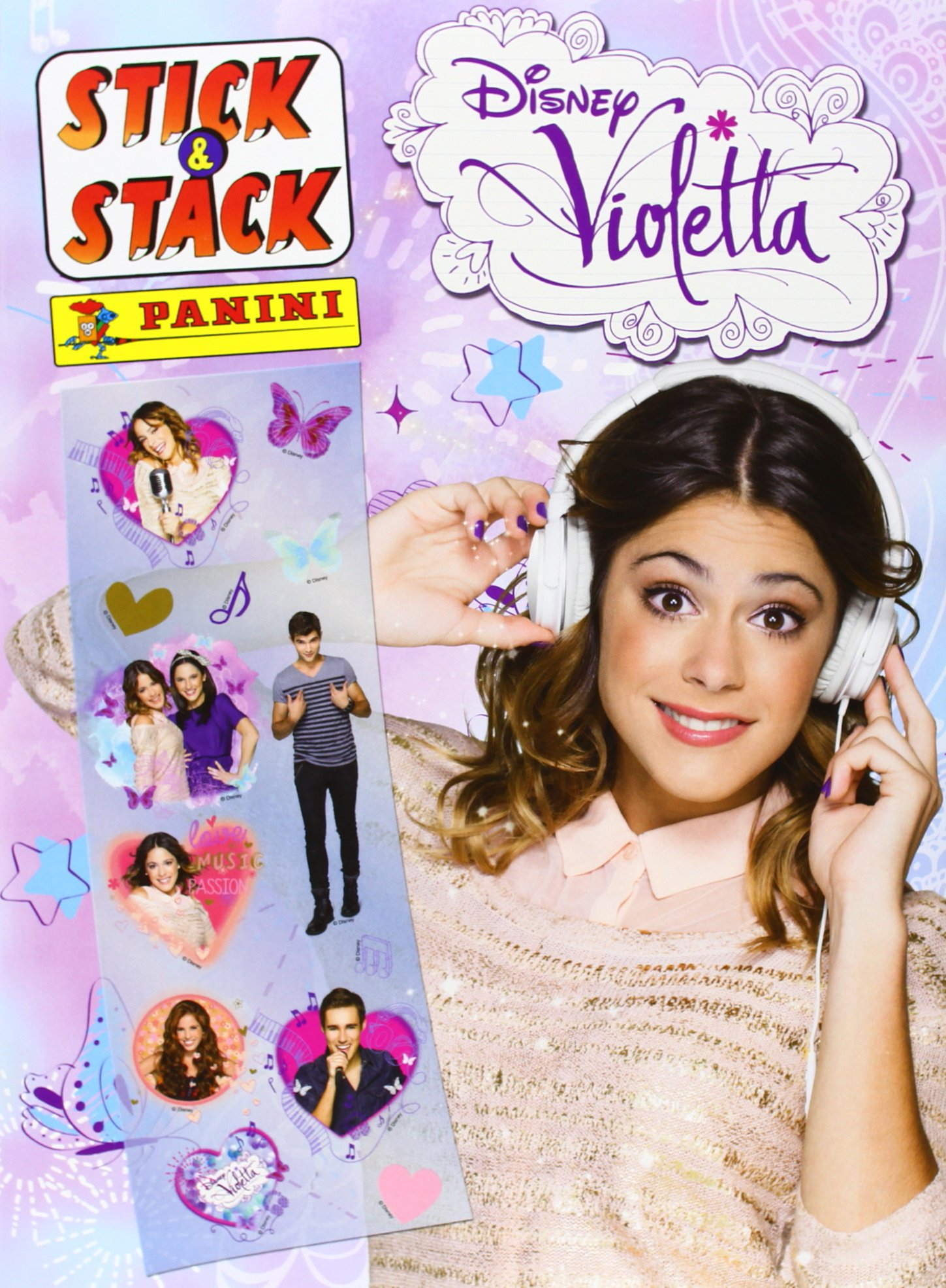 Stick & Stack Violetta