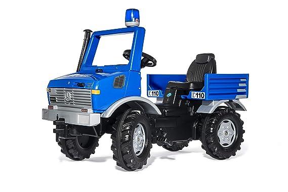 Rolly Toys Unimog Polizei - Rolly Unimog Polizei