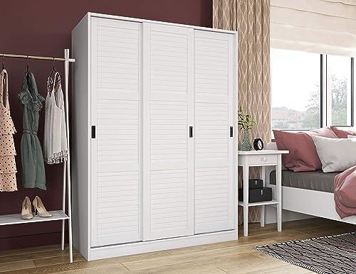 Palace Imports 100 Solid Wood Wardrobe