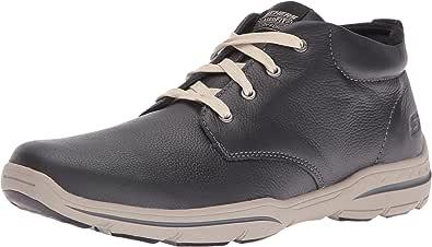 Skechers Harper-Melden, Zapatillas de Deporte Hombre