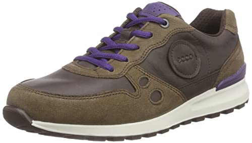 d46bd3f8016fab ECCO Damen CS14 Ladies Sneakers Braun (Birch Coffee CROWNJEWEL 59378)