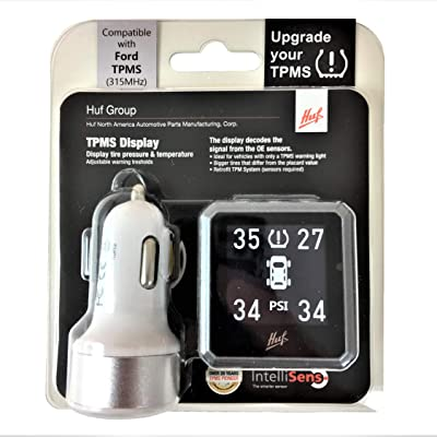 ID1000 TPMS Display: Automotive