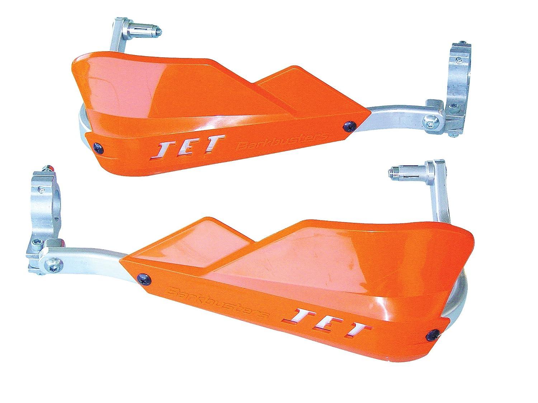 Barkbusters JET01-BU JET Blue Complete Handguard Kit for 7//8 Handlebars
