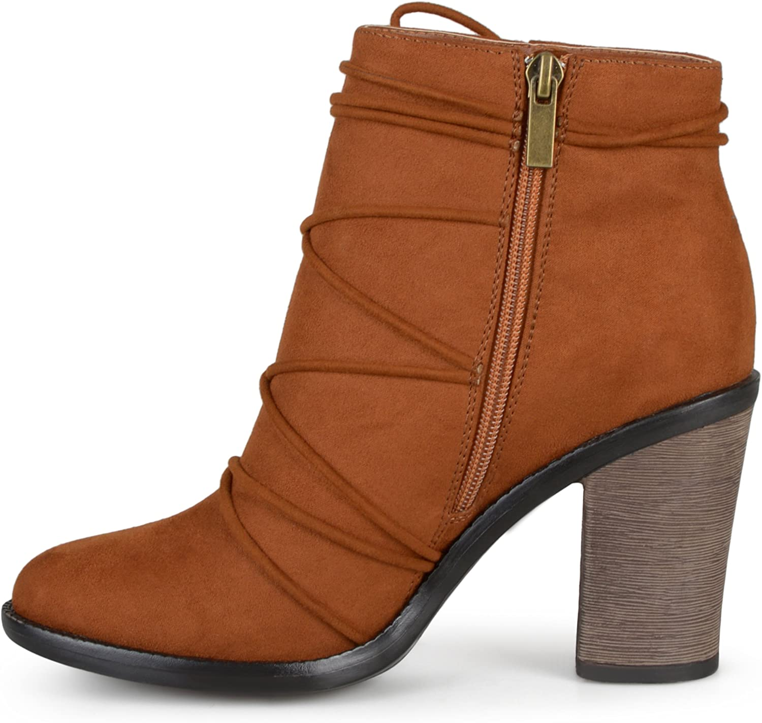 Brinley Co Womens EFFLE Ankle Boot