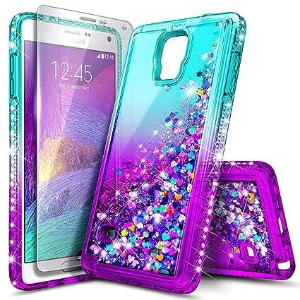 Amazon.com: NageBee SM-N910 - Carcasa para Samsung Galaxy ...