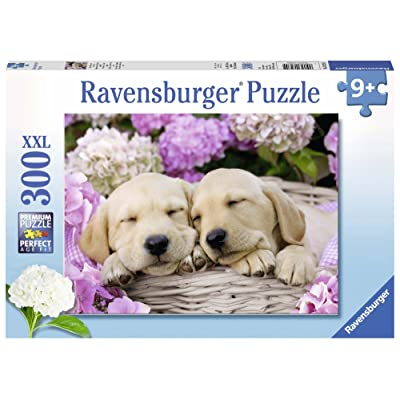 Ravensburger Cute Friends XXL 300pc Jigsaw Puzzle: Toys & Games