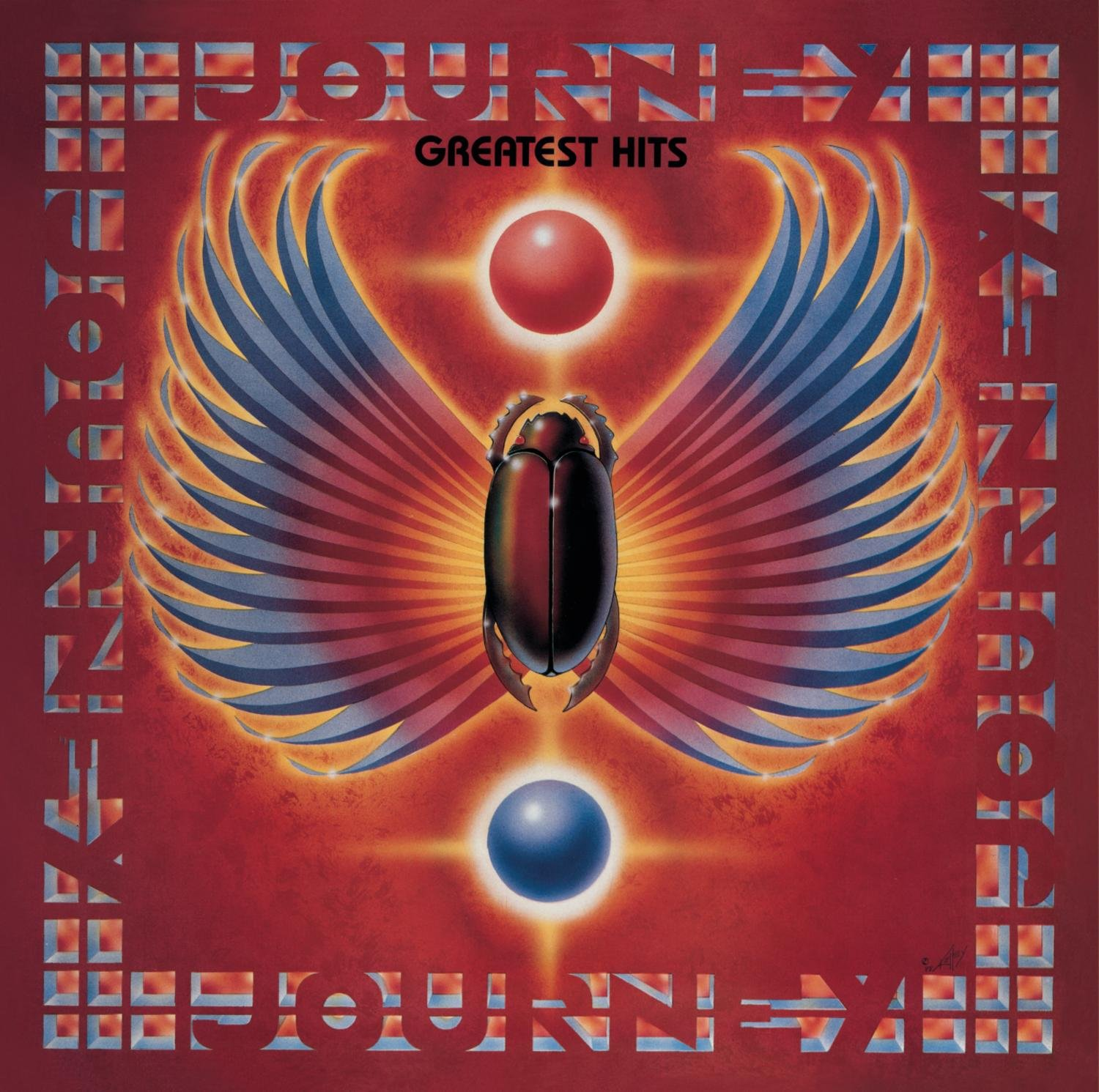CD : Journey - Greatest Hits (Bonus Track, Expanded Version, Remastered, Digipack Packaging, Special Packaging)