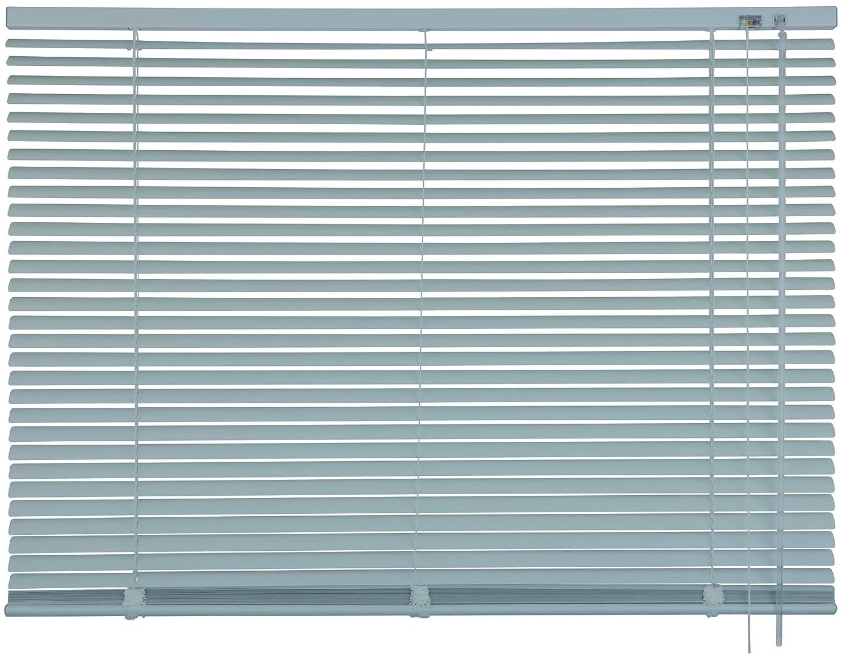 mydeco Veneziana alluminio, effetto ottico acciaio inox, acciaio inox, 60 X 130 cm [Breite x Höhe] 64166