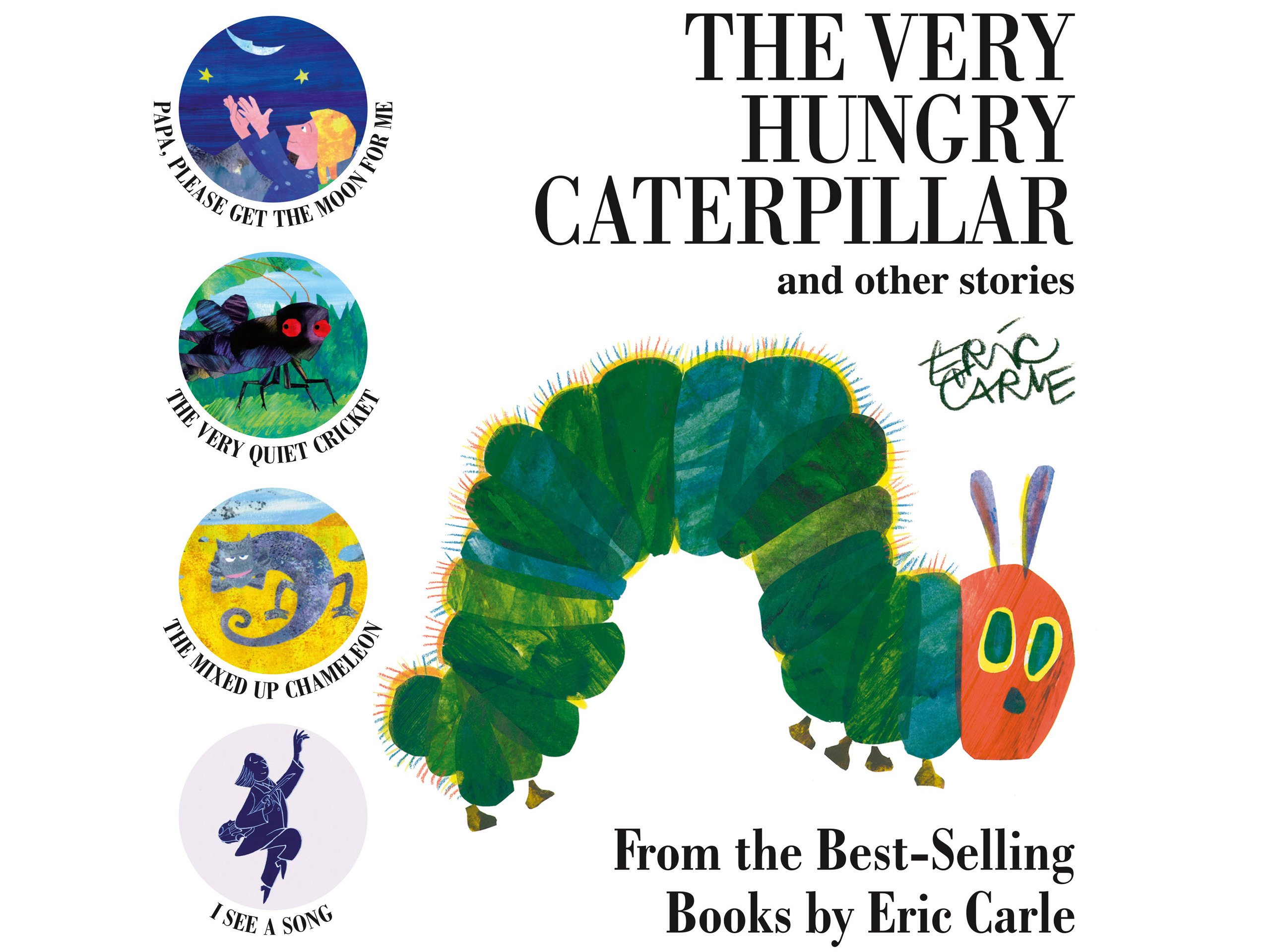 Amazon co uk: Watch The Very Hungry Caterpillar & Other