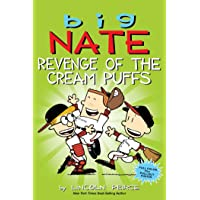 Big Nate: Revenge of the Cream Puffs: Volume 15