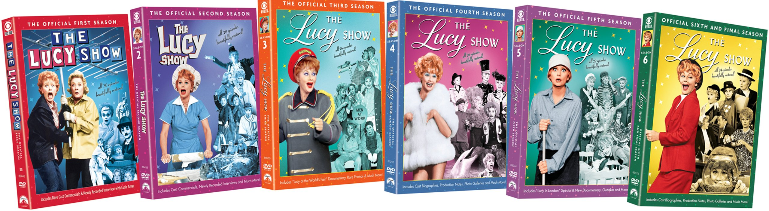 The Lucy Show: The Complete Series by Paramount