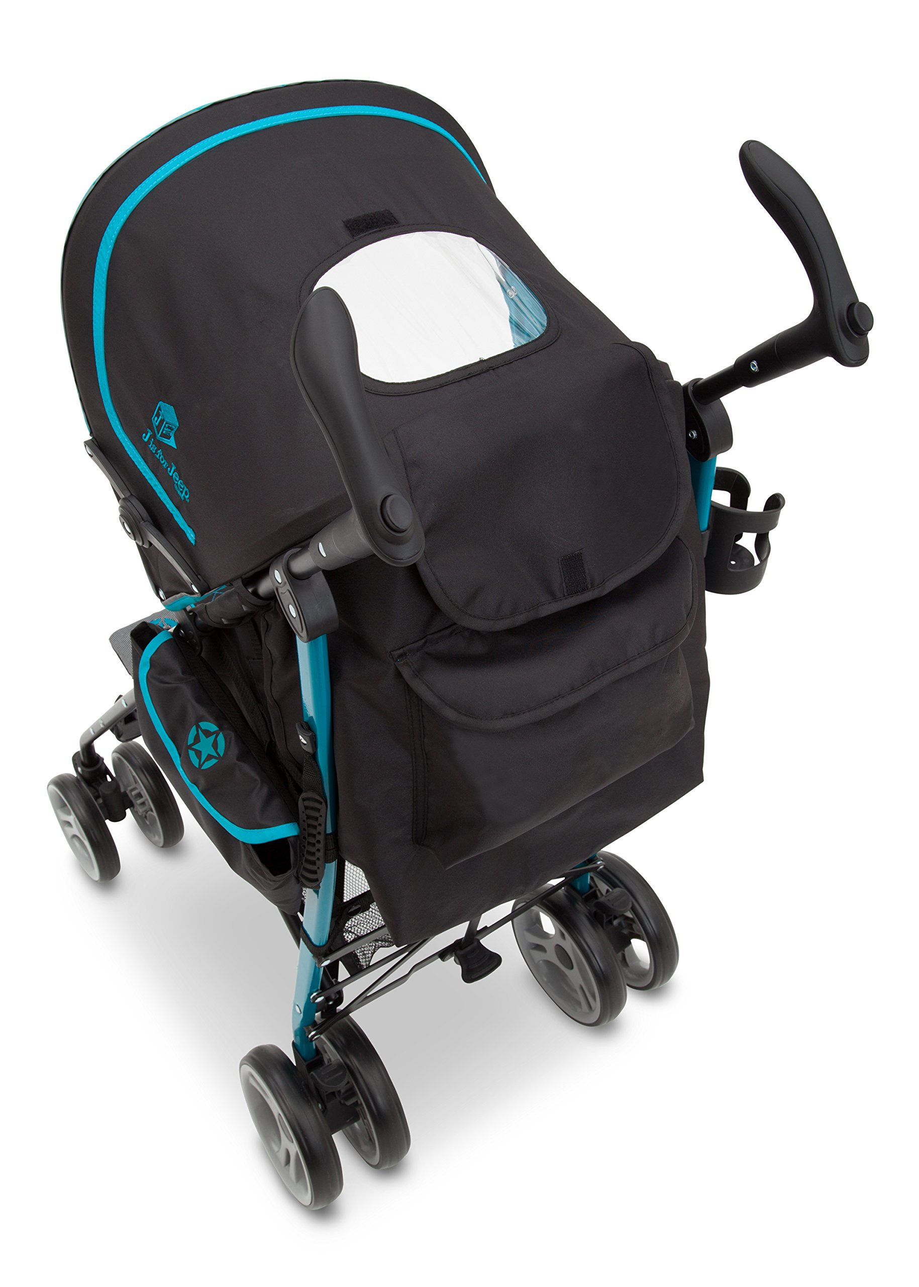 J is for Jeep Brand Scout Stroller, Sag Harbor by Jeep (Image #2)