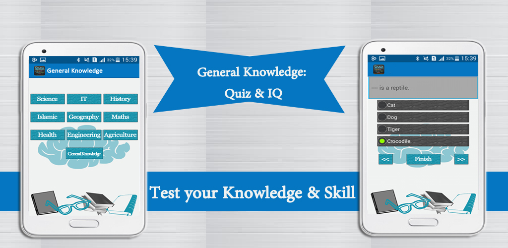 Amazon com: General knowledge: Quiz & IQ: Appstore for Android