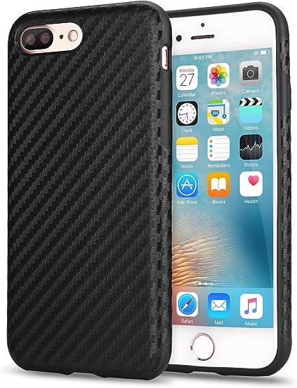 custodia iphone 7 fibra di carbonio
