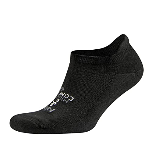 More Mile Performance Running Socklet Black Ventilated Mesh Race Sock Socks Clothing, Shoes & Accessories