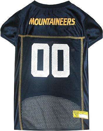 All Star Dogs NCAA UPenn Quakers Dog Cheerleader Dress