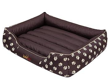 Hobbydog Cordura Tela Prestige Perro Cama, XL, Color marrón con Patas: Amazon.es: Productos para mascotas