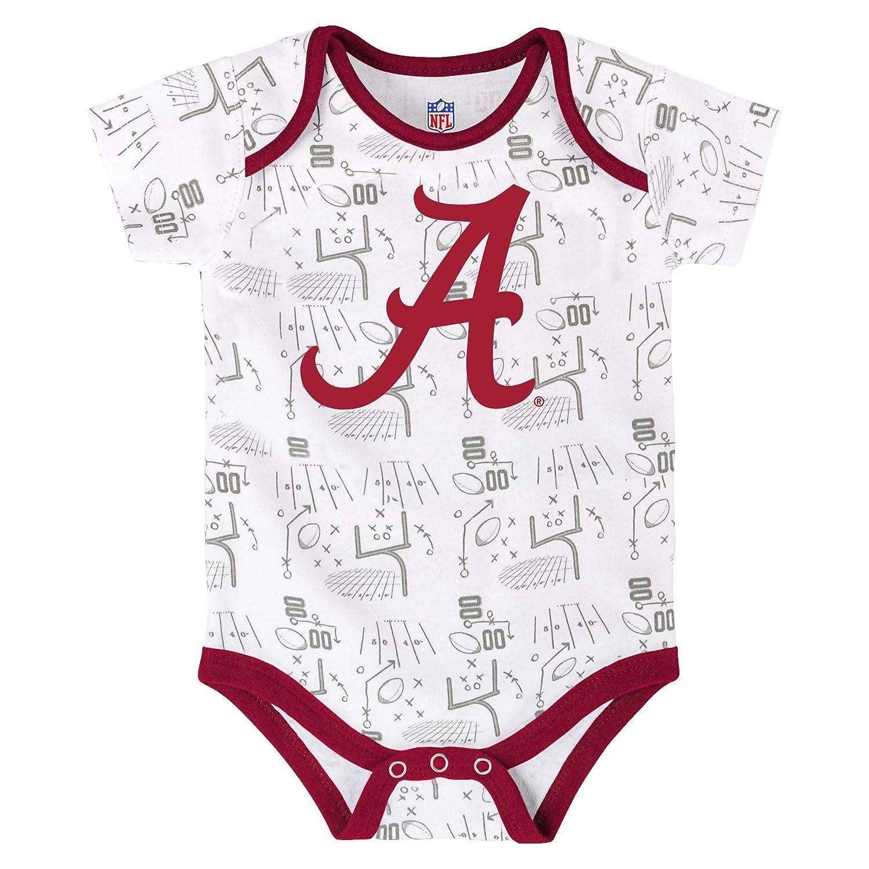 Amazon Gen 2 NCAA Newborn Playmaker 3Piece esie Set Sports