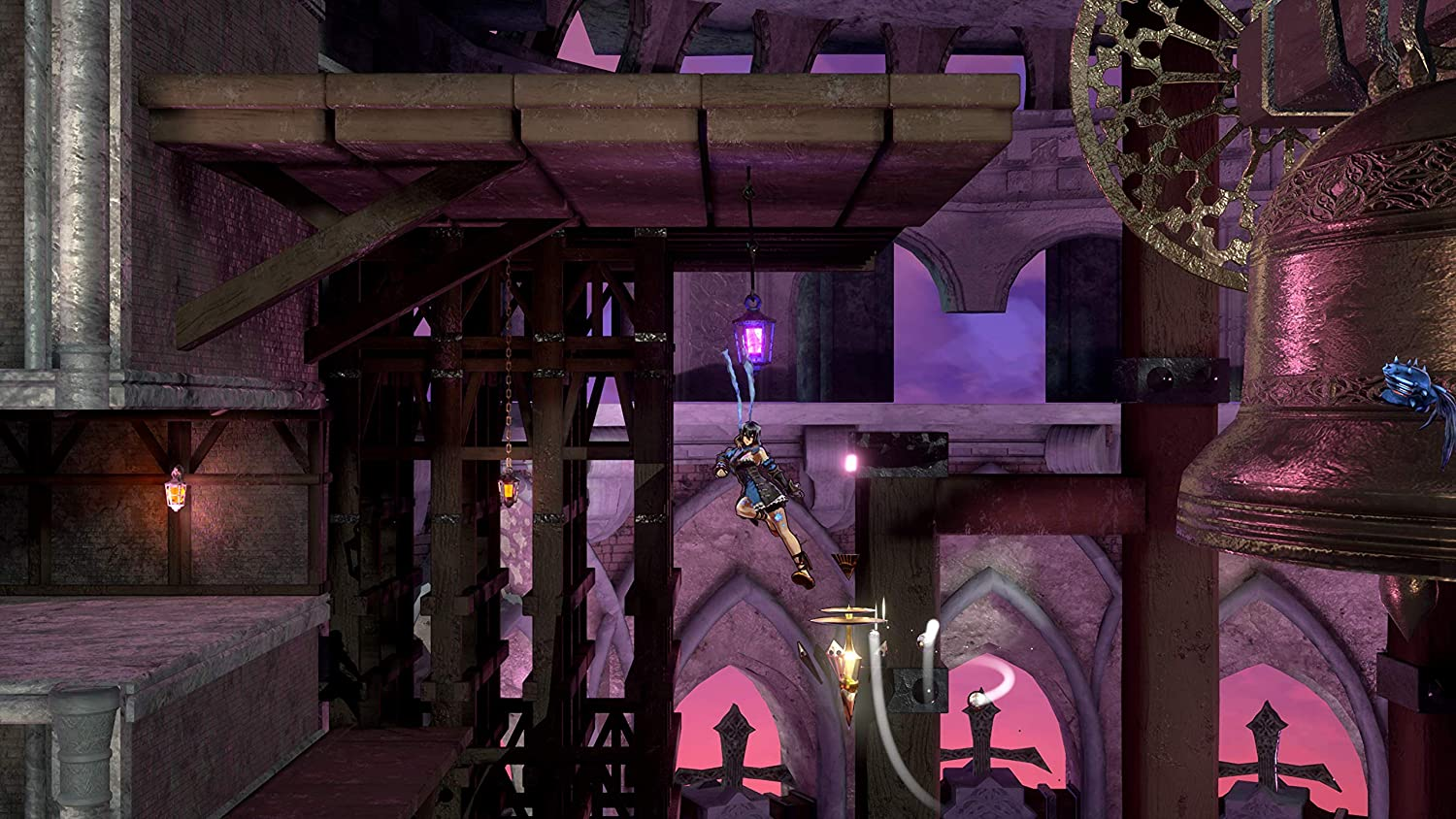 Amazon.com: Bloodstained: Ritual of the Night - Nintendo ...